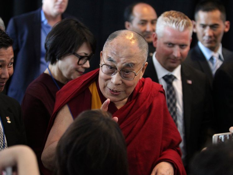 India has been home to the Tibetan spiritual head the Dalai Lama since he fled China in 1959 - another cause of tension