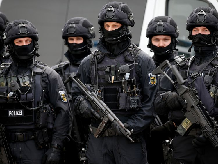 Security is tight for the G20 meeting
