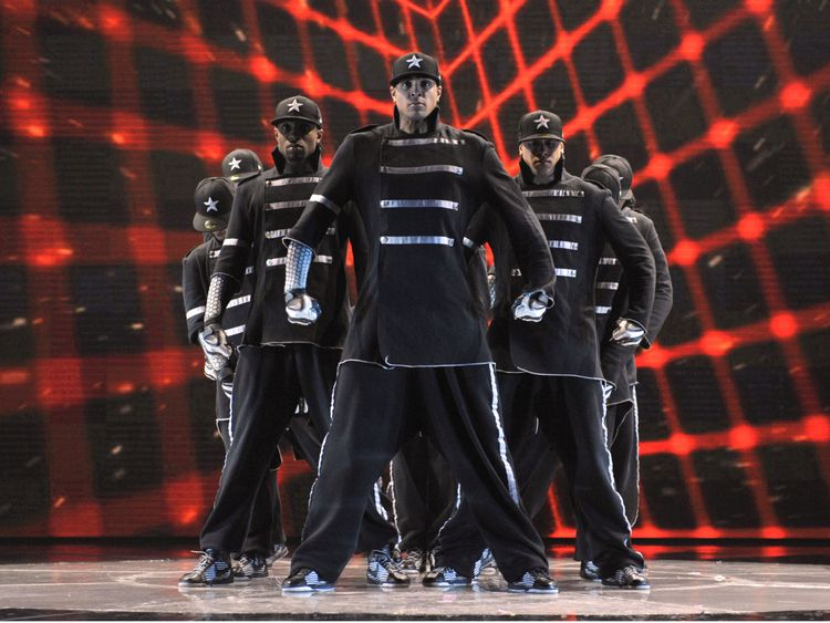 Anker was a member of the dance group that won Britain's got Talent in 2009