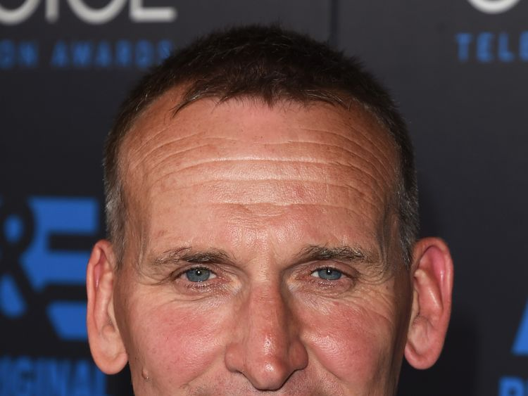 Christopher Eccleston 9th Dr Who