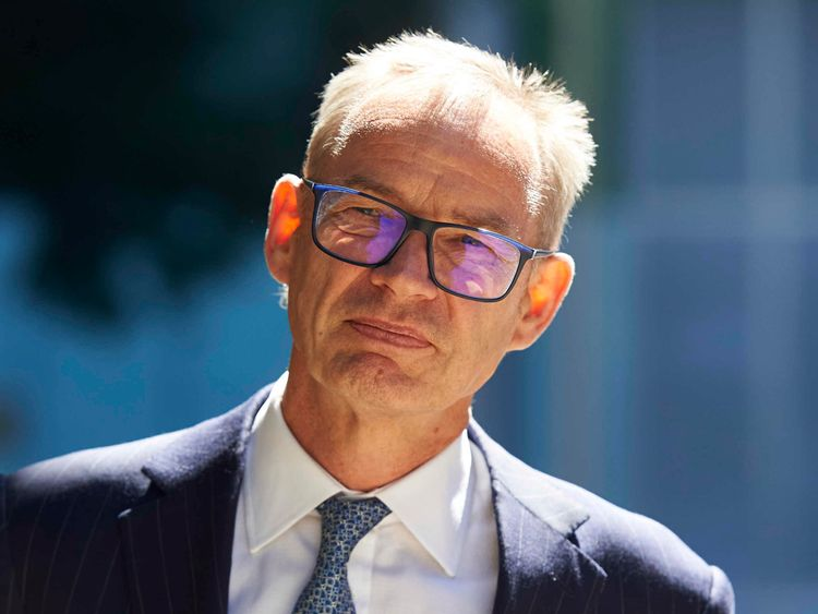 Richard Boath, former Barclays European head of financial institutions group