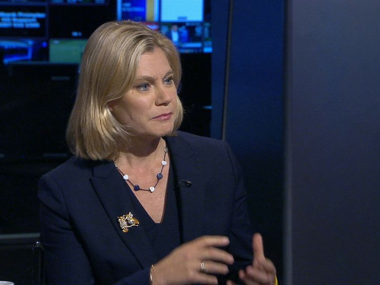 Justine Greening explains why the government want to make the gender reassignment process more straightforward
