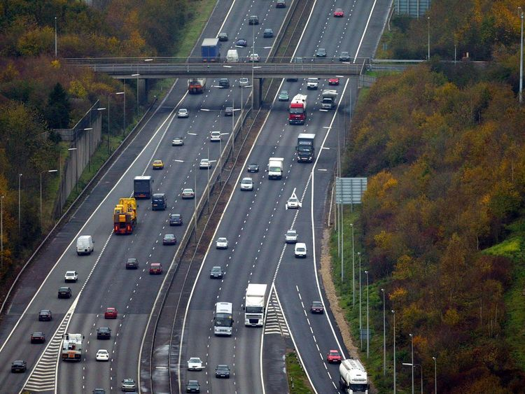 RAC warns of festive traffic on 'Frantic Friday'