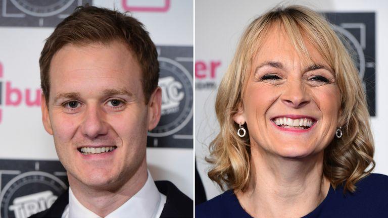 Dan Walker says Louise Minchin earns 'exactly the same' for hosting Breakfast