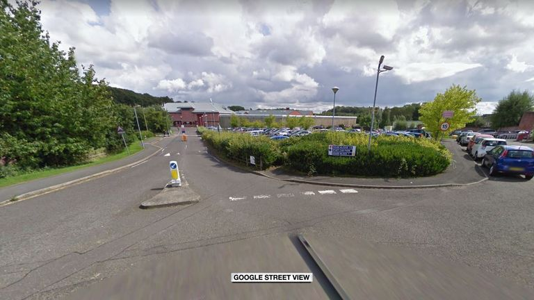 HMP Hewell prison houses around 1,000 inmates