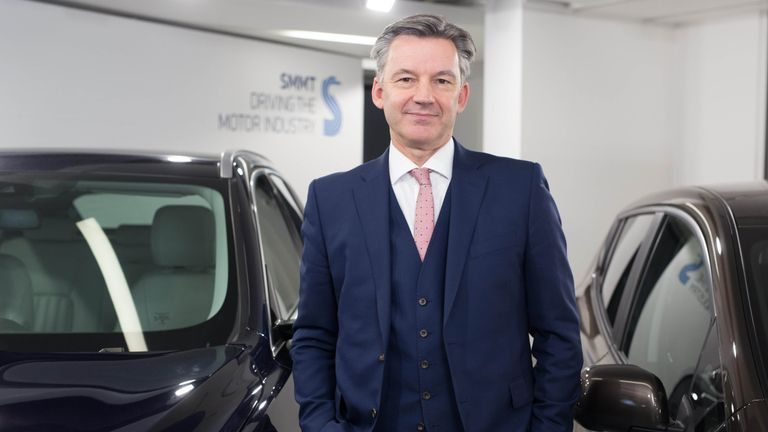 Mike Hawes, CEO Society of Motor Manufacturers and Traders