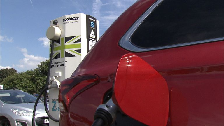 Is Britain ready for electric cars?
