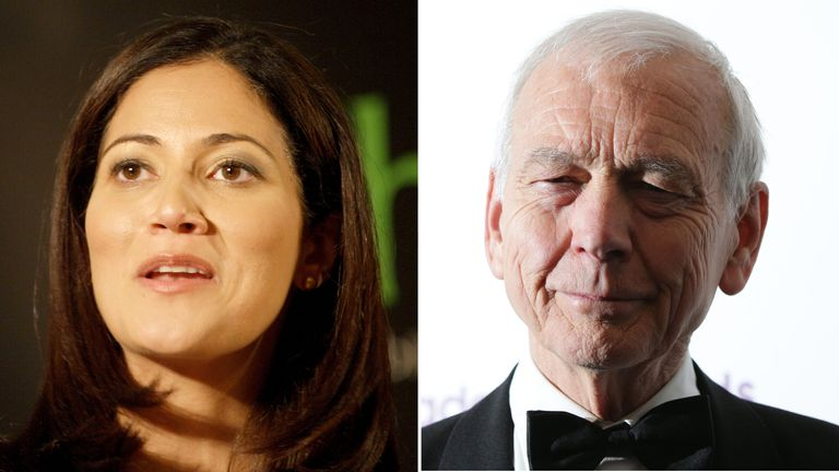 Mishal Husain was Cambridge educated, her Today co-host John Humphrys left school at 15