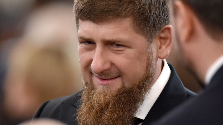 Kadyrov described those making the allegations as 'devils'
