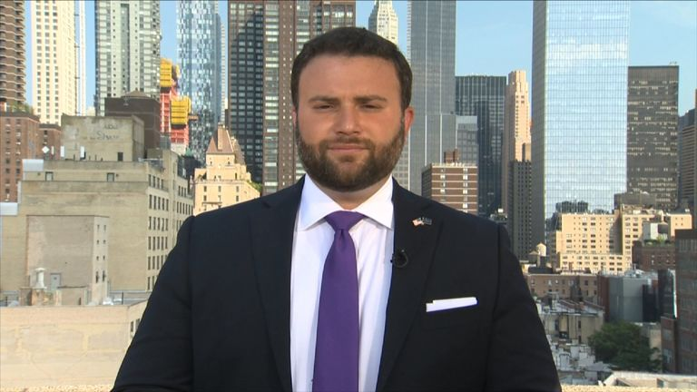 Trump supporter Joe Borelli discusses the latest White House sacking, that of Anthony Scaramucci