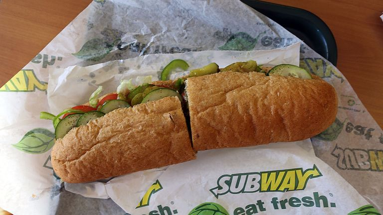 All Subway stores are operated by franchisees
