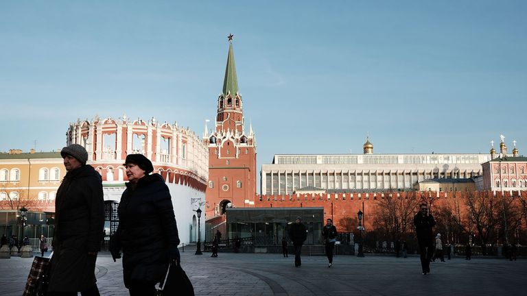 The bill targets Russia for its annexation of Crimea and alleged meddling in the US election