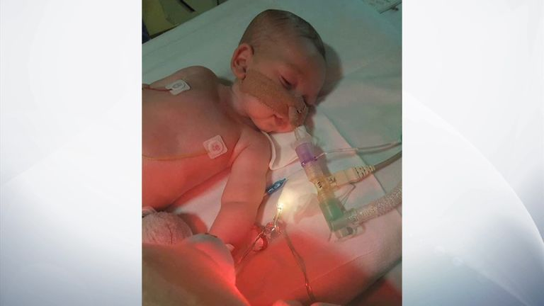 The spokesman for Charlie Gard's family says while he doesn't condone any abuse, the hospital should explain the threats.