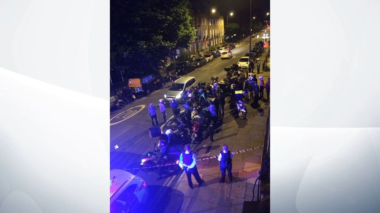 The five attacks are being treated as linked by police. Pic: Sarah Cobbold