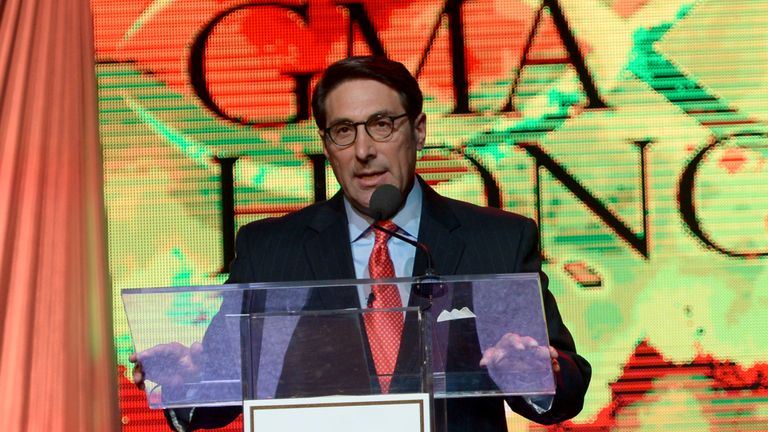 Mr Sekulow said the President did not know about the meeting