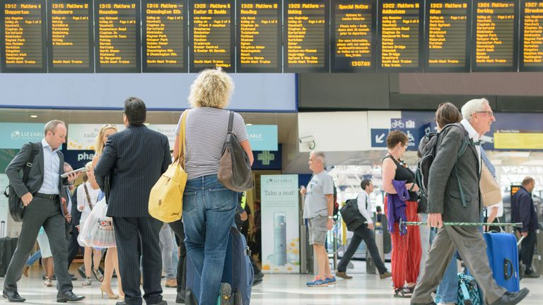 Many commuters feel they are getting the rough end of the stick with overcrowded trains and frequent delays