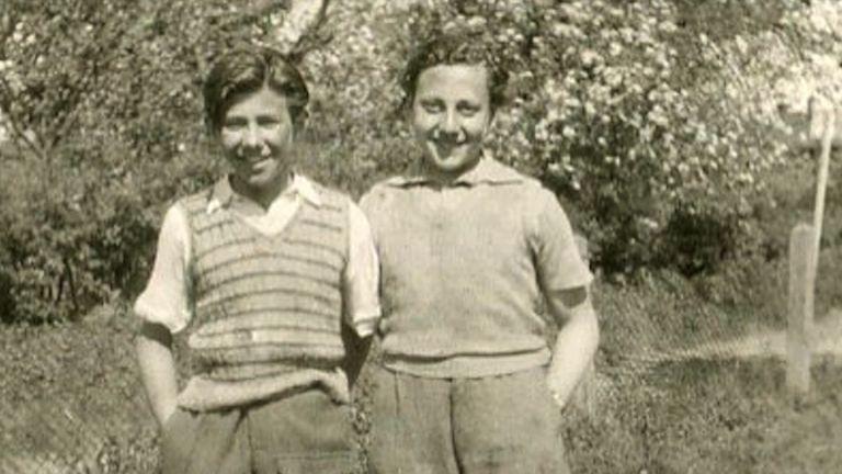 Zigi Shipper and Manfred Goldberg