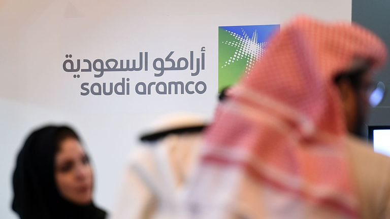 Saudi Aramco will be the world's largest listed firm when the flotation takes place