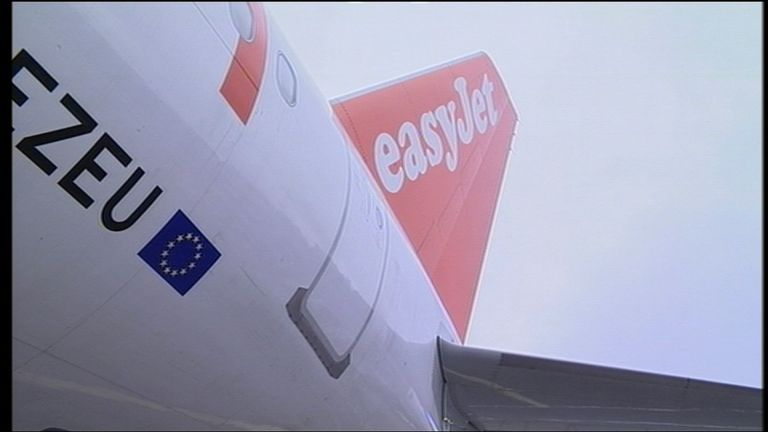 EasyJetEurope is a £10m insurance policy against the prospect of flights being grounded after Brexit