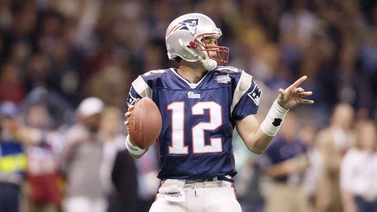 Super Bowl Gold  Patriots v Rams  44d4b38d5
