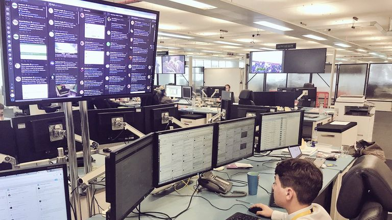 Eddie, 15, has been put in charge of Southern Rail's Twitter handle on his work experience placement