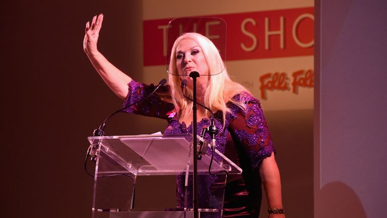 Vanessa Feltz is one of the highest paid women at the BBC