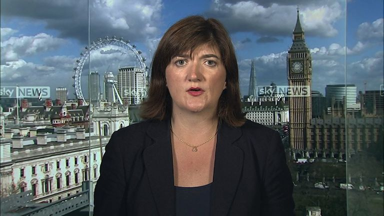 Tory MP Nicky Morgan doubts Theresa May will fight another election