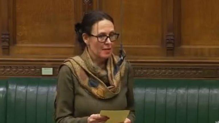 Tory MP Anne Marie Morris