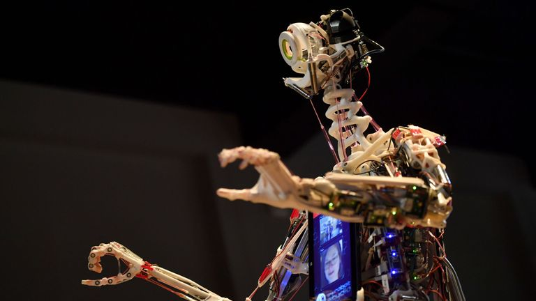 Robots could take over a lot of jobs done by humans one day
