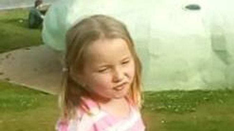 Molly Owens was reported missing on Friday. Pic: Police handout