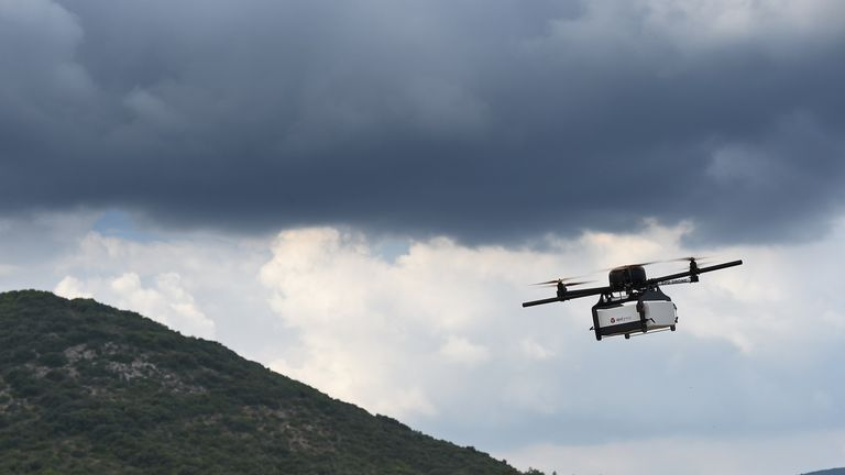 Drones have proved useful for businesses, but they've be employed to more sinister purposes too
