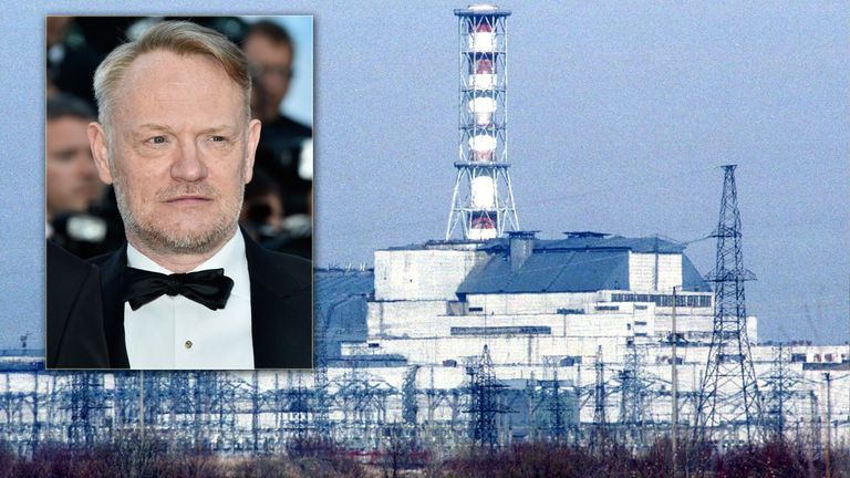 Jared Harris and Chernobyl