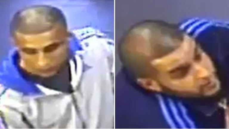 Birmingham rape suspects composite CCTV released by police
