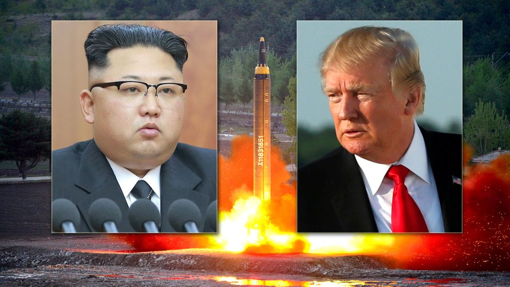 Russian Federation 'concerned' by escalation of Korea tensions after Trump, Kim exchange