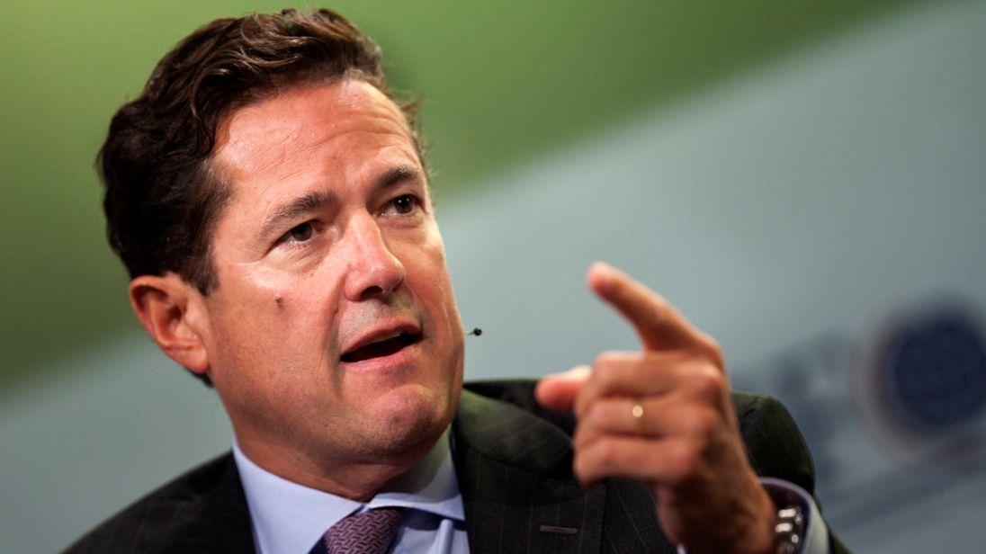 Barclays CEO Jes Staley