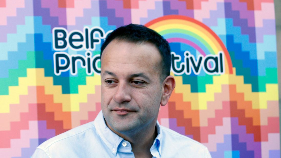 Mr Varadkar, 38, became Ireland's leader in June