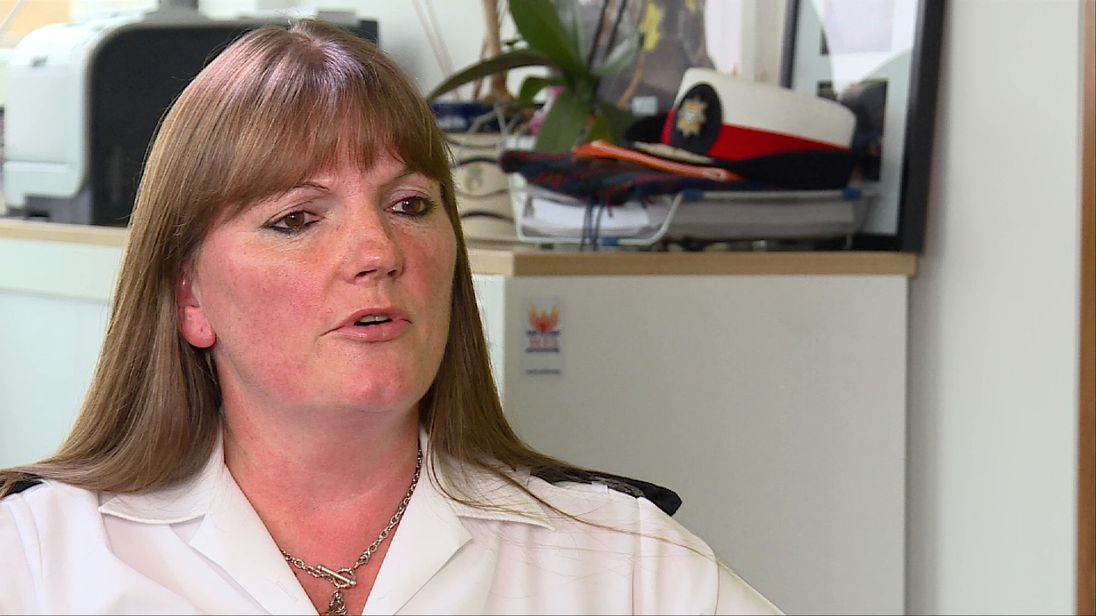 Dany Cotton admits she has had counselling following the Grefell Tower fire