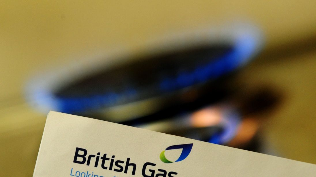 British Gas to scrap standard tariffs ahead of looming price cap