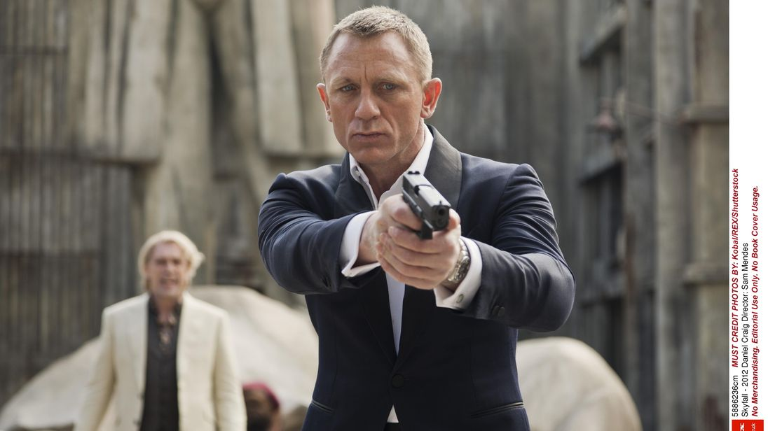 'Bond 25' Gets New Director, 2020 Release Date