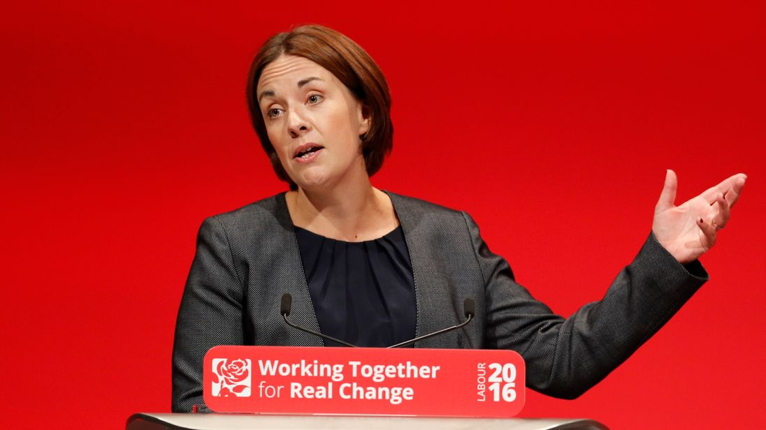 Kezia Dugdale was elected leader of Scottish Labour in 2015