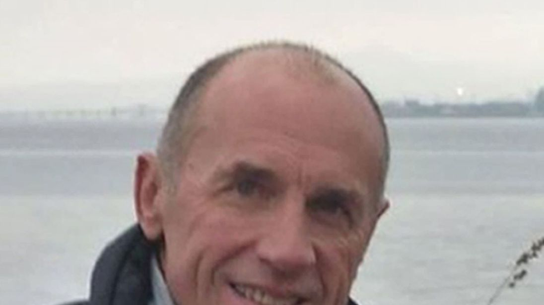 Arnold Mouat's disappearance prompted a large-scale search