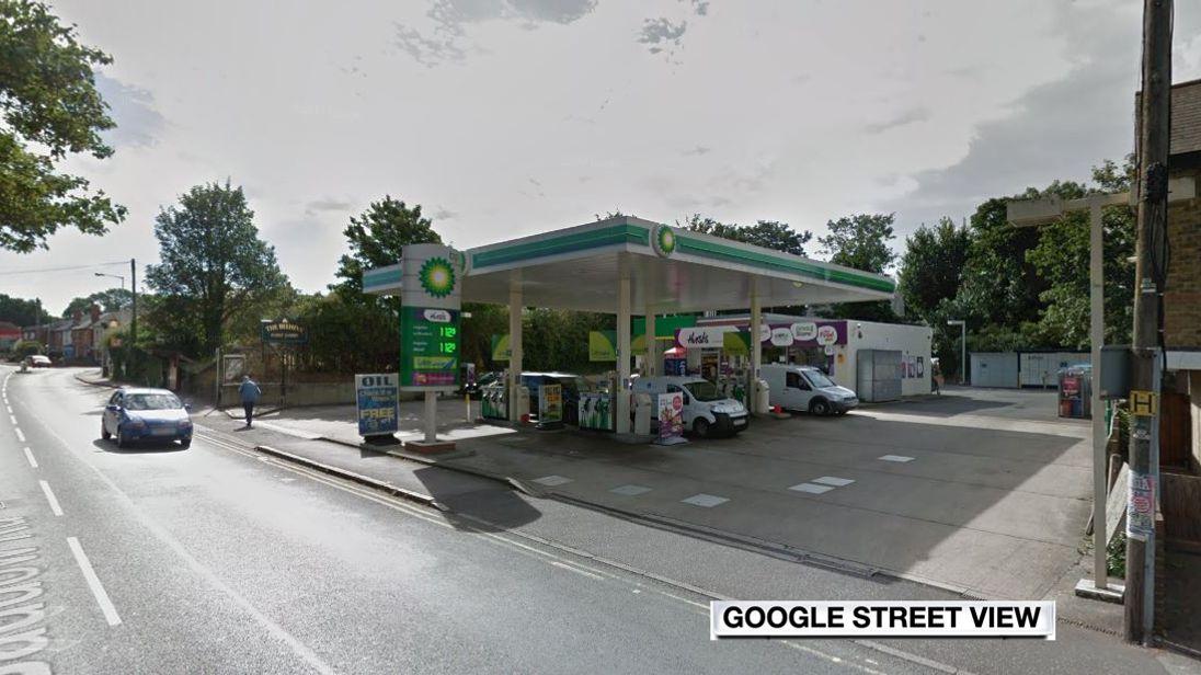 Man shot dead outside BP garage in Chelmsford
