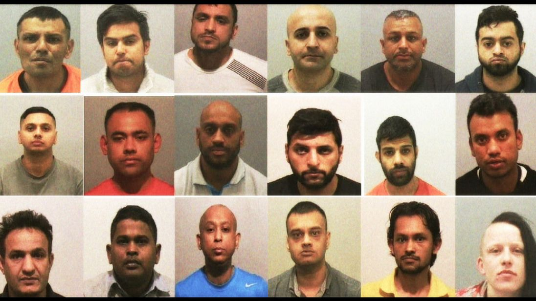18 people have been convicted after a series of cases that have exposed a widespread ring of abuse of under-age girls and vulnerable young women in Newcastle.