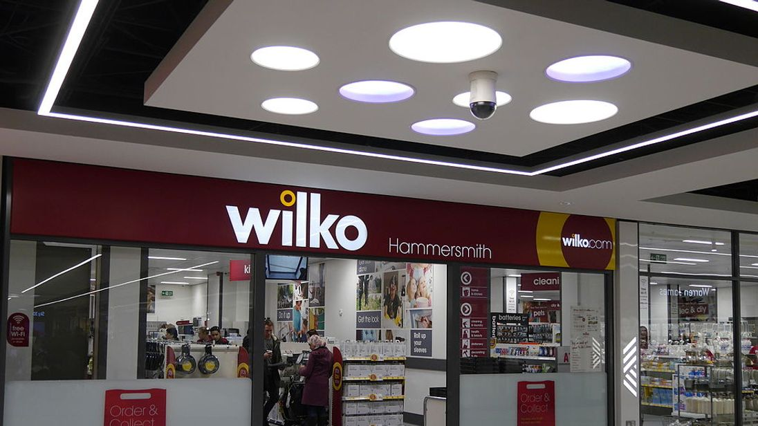 The Wilko store in Hammersmith. Pic: Edward Hands