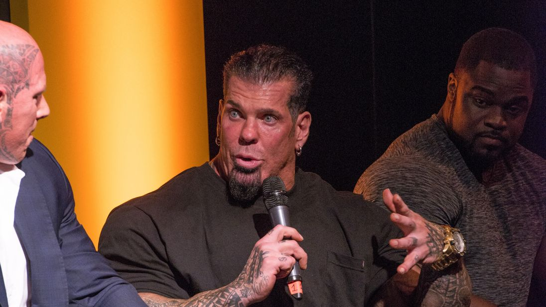 Rich Piana collapsed at his home