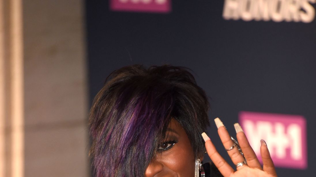 NEW YORK, NY - JULY 11: Rapper Missy Elliott attends the VH1 Hip Hop Honors: All Hail The Queens at David Geffen Hall on July 11, 2016 in New York City. (Photo by Michael Loccisano/Getty Images for VH1)
