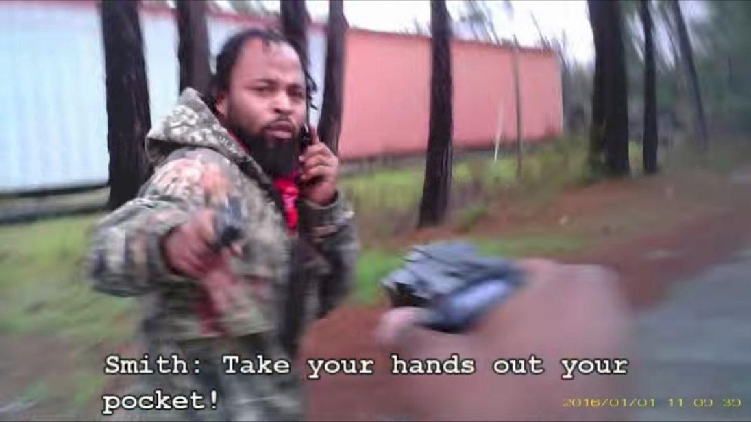 South Carolina police officer shooting