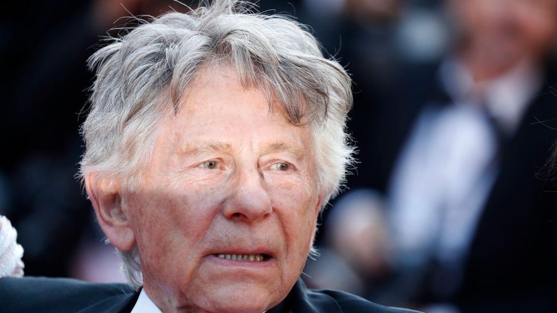 Roman Polanski continues to be lauded in the film world
