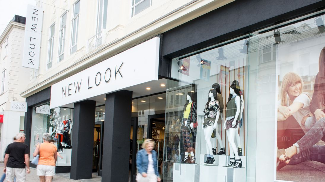 "Undated handout file photo issued by New Look of one of their stores, as the high street chain revealed tumbling sales and earnings in a ""difficult"" market and warned trading would remain under pressure into 2018. PRESS ASSOCIATION Photo. Issue date: Tuesday August 8, 2017."