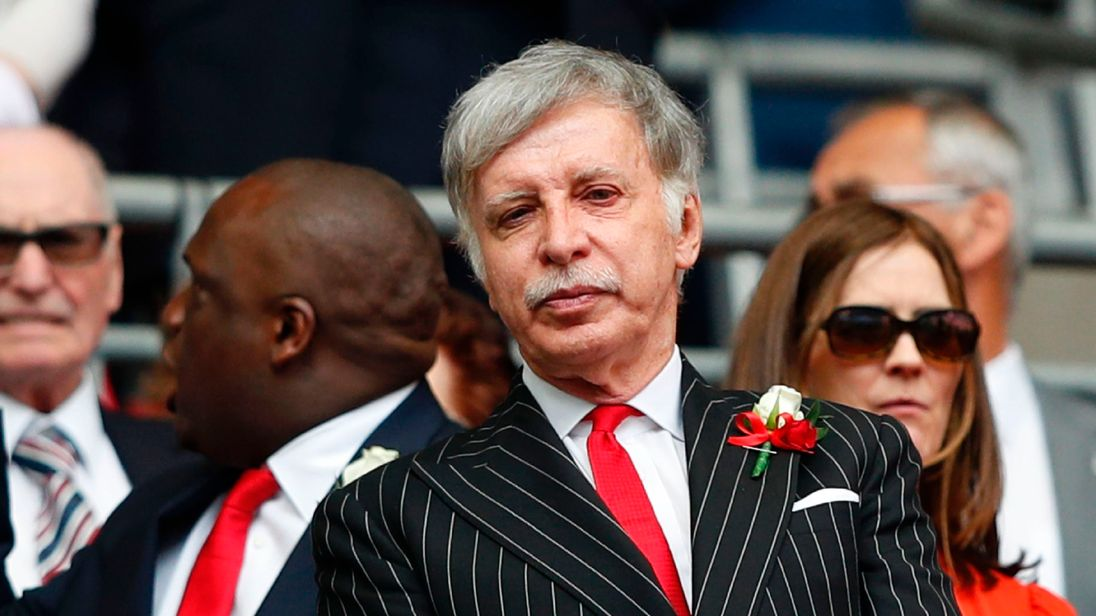 United States  sports mogul Kroenke makes offer to buy Arsenal